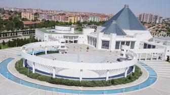 Konya Mevlana Kültür Merkezi Canli İzle