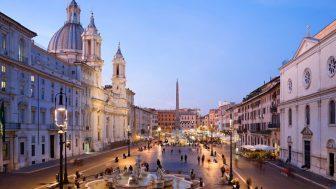 Roma: Navona Meydanı Canli İzle 1