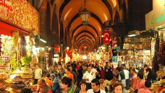 İstanbul Mısır Çarşısı Canli İzle