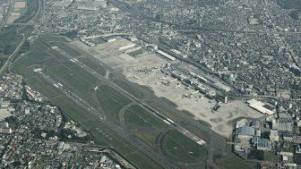 Osaka Itami airport 3