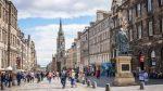 Edinburgh Royal Mile Canli İzle