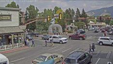 Jackson Hole: Şehir Meydanı Canli İzle