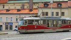 Prag Tramvay Kamerası